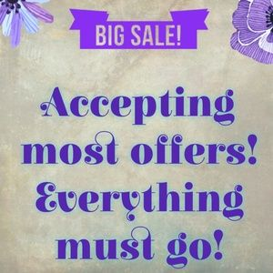 Other - 💕Accepting Almost All Offers💕